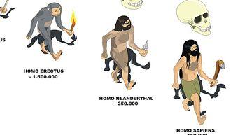 La conexión entre sapiens y neardentales a través de sus excrementos