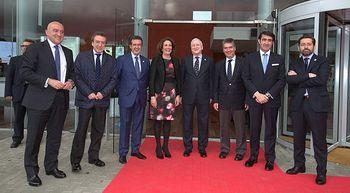 La sociedad de Castilla y Le�n respalda a CyLTV en su quinto aniversario