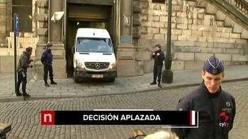 La Fiscalía belga pide que se entregue a Puigdemont por rebelión y malversación pero excluye la prevaricación