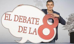 El debate de La 8: con Luis �ngel Rozas