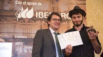 'Prism' de Studio Echelon Mapping gana el Concurso del II festival 'Luz y Vanguardias' de Salamanca