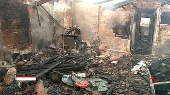 Ocho personas, cuatro menores, con quemaduras e intoxicados en un incendio en Arenillas de Riopisuerga, Burgos