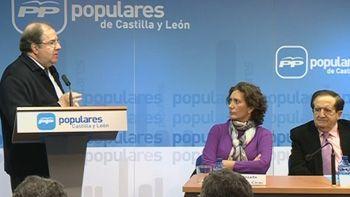 Juan Vicente Herrera asegura que hay 'tiempo' para hablar de candidatos