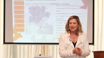 Del Olmo ofrece a los inversores madrileños 'suelo barato y apoyo financiero' para que se instalen en Castilla y León