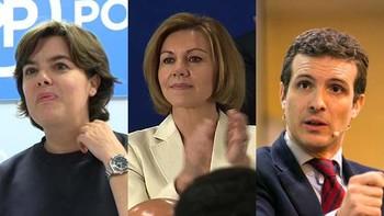 Último día de campaña para los candidatos a las primarias del PP