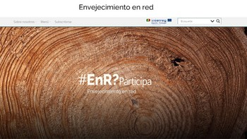 'EnR' la nueva marca de la web colaborativa sobre el envejecimiento