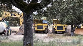 Berkeley financiará con hasta 100 millones de euros el proyecto de la mina de uranio a cielo abierto en Retortillo (Salamanca)