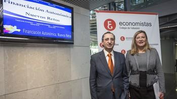 Del Olmo rechaza la competencia fiscal injusta para que exista una cierta homogeneidad impositiva