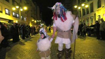 Le�n despide los carnavales al ritmo de la tradici�n