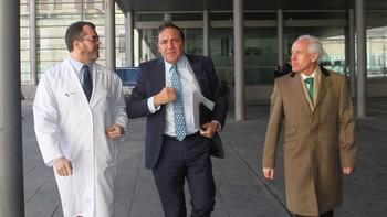 Sanidad prevé que la primera fase del nuevo Hospital de Palencia esté lista a finales de 2020