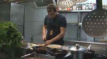 Al chef palentino Roberto Terradillos se lo rifan en las mejores cocinas