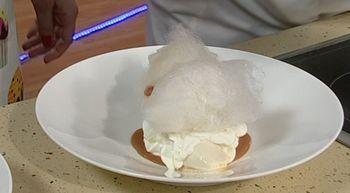 La receta de hoy: Dulce de algod�n de la tierra