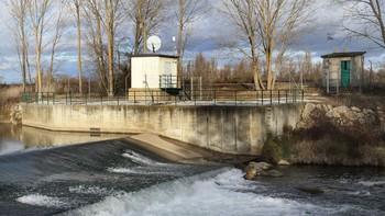 Las últimas lluvias animan el cauce de los ríos tras meses con pobres cursos de agua