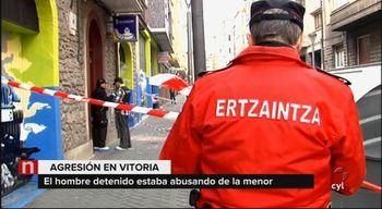 La ni�a de 17 meses que fue arrojada desde una ventana en Vitoria permanece en estado grave