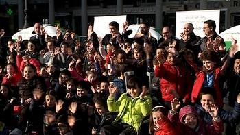 'Los peques recicladores' llega a Valladolid para sensibilizar a los alumnos en el reciclado de vidrio