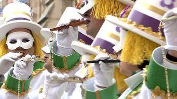 Castilla y Le�n ya est� lista para el carnaval