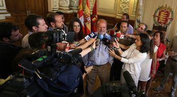 El alcalde de Valladolid tendr� 'mayor contenci�n verbal' para evitar ser malinterpretado