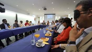 La ONCE facturó en Castilla y León 61 millones en 2016, un 3,61% más que el año anterior