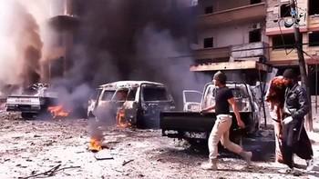 La guerra civil en Siria deja al menos 255.000 muertos, seg�n Ban Ki Moon