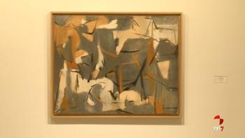 'La pintura tiene que ser pobre' recorre la trayectoria vital y artística de Esteban Vicente