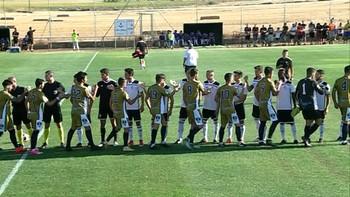 El salmantino se impone por 3-0 al San Agustín de Guadalix