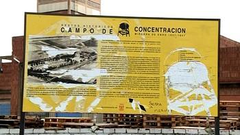 Hace 70 años cerró el último campo de concentración del  régimen franquista en Miranda de Ebro