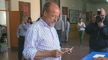 El PP de Valladolid propone a Le�n de la Riva como candidato a la Alcald�a de la capital