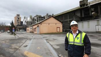Cementos Cosmos solicitará este viernes a la Junta poder utilizar neumáticos usados como combustible