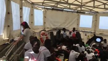 En Soria ya se preparan para acoger a parte de los migrantes del Aquarius