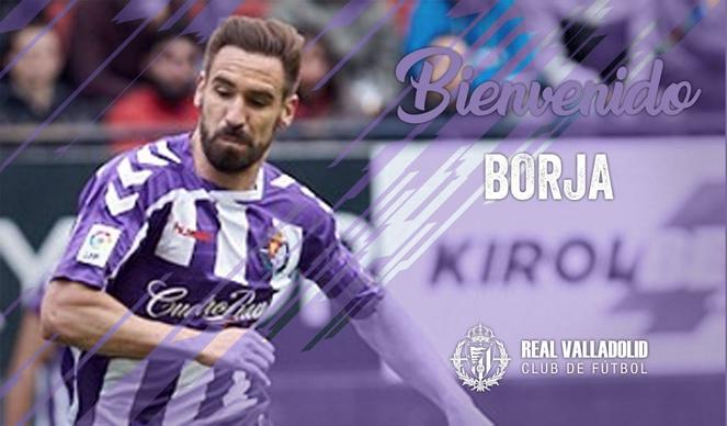 Borja Fernández firma por una temporada. - rtvcyl.es