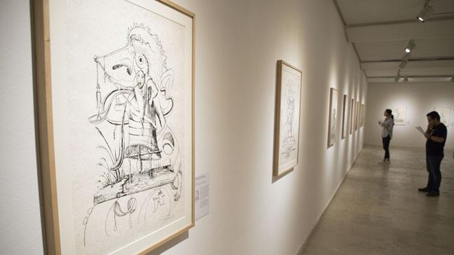 Exposición Salvador Dalí 'Los sueños caprichosos de Pantagruel' - rtvcyl.es