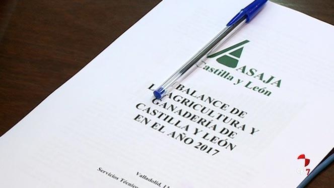ASAJA Castilla y León presenta su balance agroganadero anual