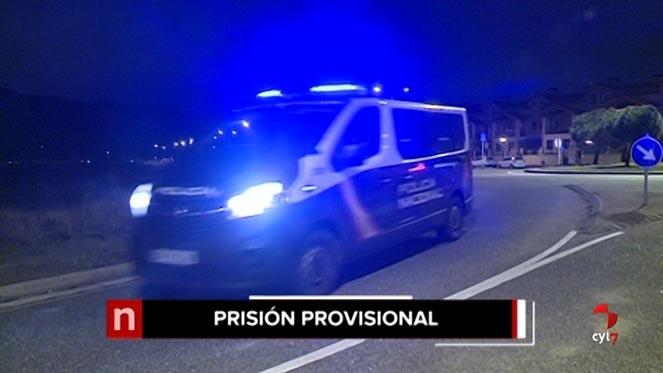 Ingresan en la cárcel de Burgos los tres jugadores de la Arandina