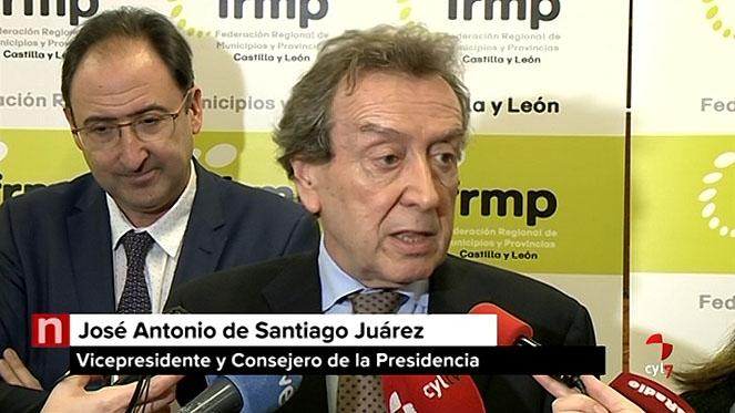 Castilla y León contará con una Conferencia de Alcaldes y presidentes de Diputación