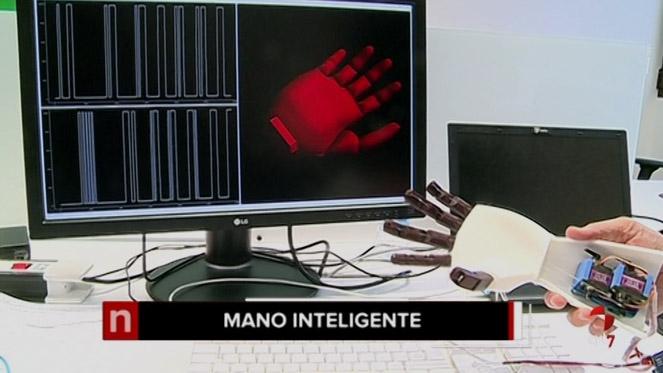 La Usal presentará un prototipo de mano biónica en la Feria de la Inteligencia Artificial de Osaka