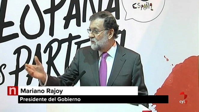 Rajoy agradece a las Ciudades Patrimonio su aportación para hacer de España 'una gran nación'