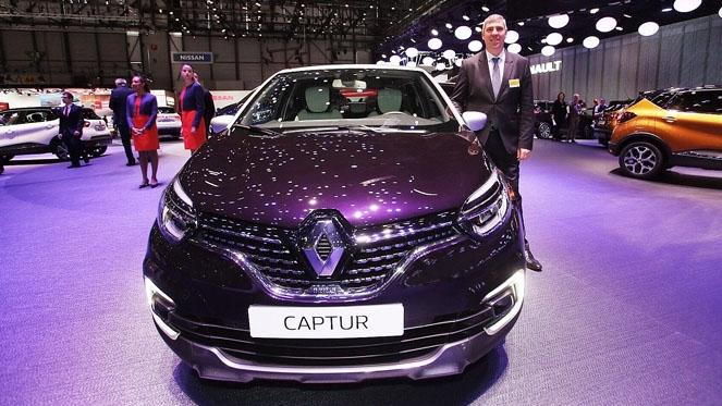 Renault cierra 2017 con un récord mundial de ventas de 3,76 millones de unidades, un 8,5% más