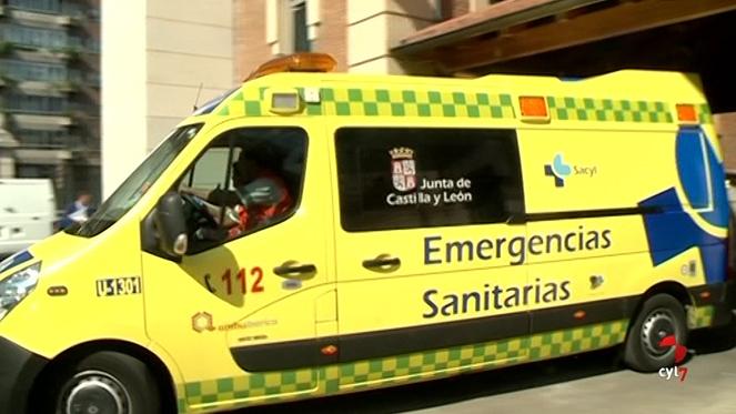 Sacyl atiende cerca de 258.000 llamadas de emergencia en 2017, la mayor parte por traumatismos