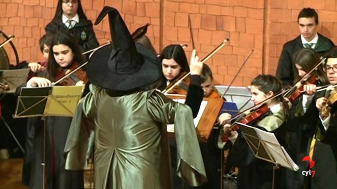 El Conservatorio de León celebra el 20 aniversario de Harry Potter con dos obras benéficas