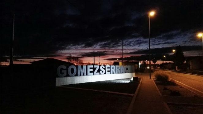 Gomezserracín