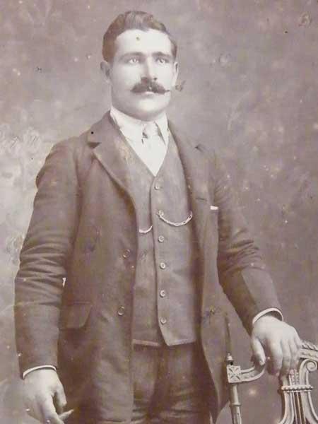 José Merayo Reguera