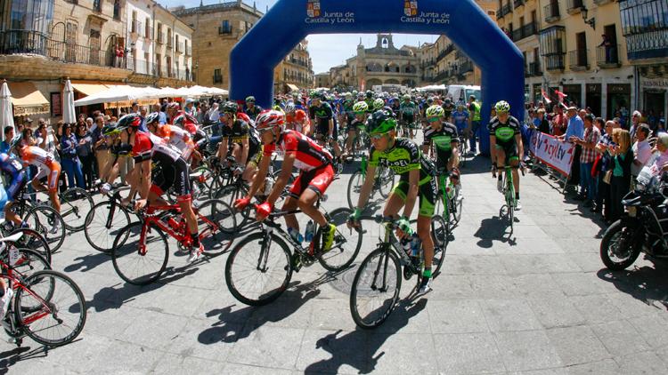 XXX Vuelta Internacional a Castilla y Le�n