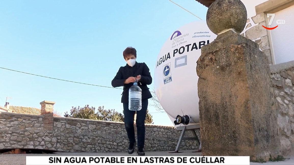 63 municipios de Castilla y León no tienen acceso a agua potable - cyltv.es